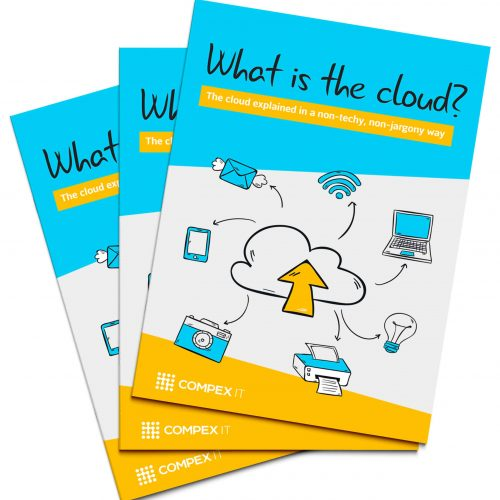 IT Support Birmingham, What does 'the cloud' actually mean and why should you care?