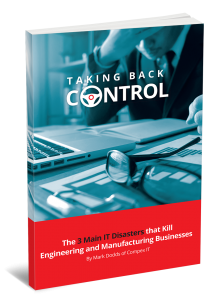 IT Support Birmingham, Free paperback book for the owners of Engineering and Manufacturing businesses in Birmingham