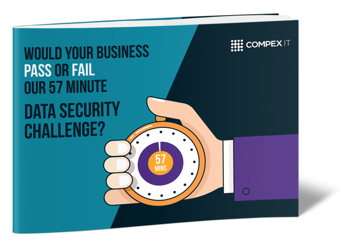 IT Support Birmingham, The 57 minute data security challenge – would your business pass?