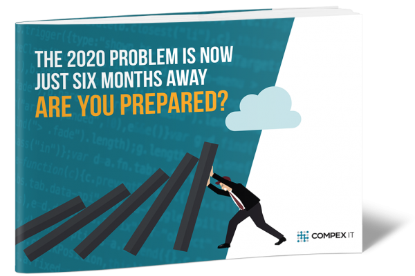 moving to the cloud, The 2020 problem is only 6 months away. Is your business ready?